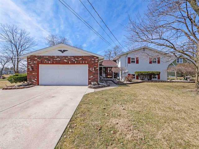 142 Southern Shores Dr, Columbia, MI 49230 (MLS #55202100717) :: The John Wentworth Group