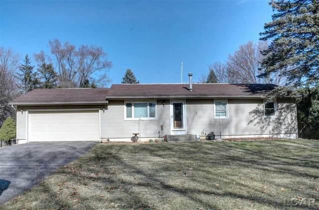 9405 Newburg Rd, Tecumseh Twp, MI 49286 (#56050037295) :: Novak & Associates