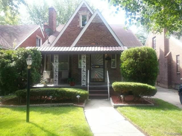 15666 Eastwood Street, Detroit, MI 48205 (#2210020240) :: The BK Agency