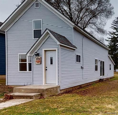 4567 N Seeger Street, Cass City Vlg, MI 48726 (#2210020256) :: Novak & Associates