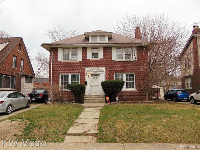 16534 Edinborough Road, Detroit, MI 48219 (#2210020303) :: Duneske Real Estate Advisors