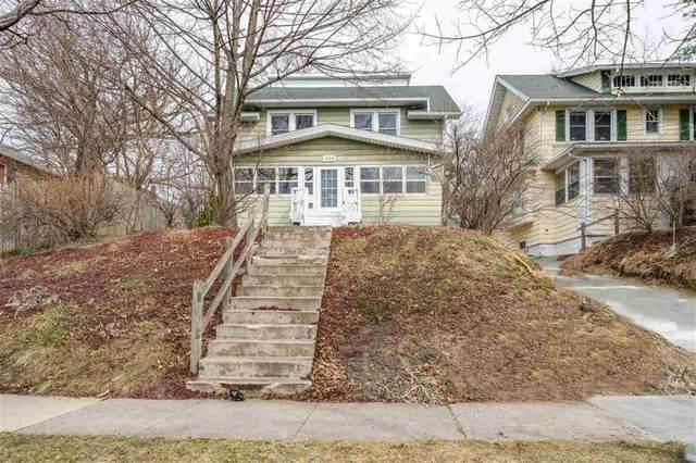 1206 Homewild, CITY OF JACKSON, MI 49201 (#55202100734) :: Novak & Associates
