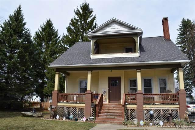 6338 Ervin Street, Marlette, MI 48453 (#2210020356) :: BestMichiganHouses.com