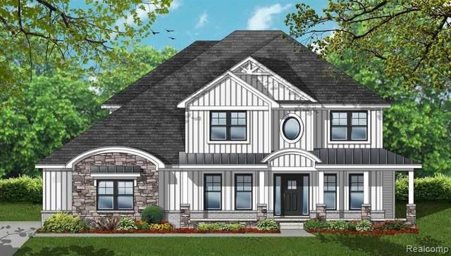 24707 Ravine Drive, Lyon Twp, MI 48178 (#2210020386) :: Duneske Real Estate Advisors