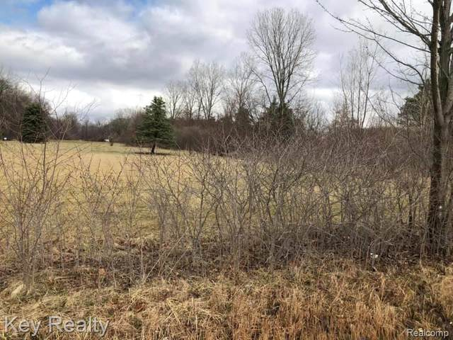 00 W Newburg, Ash Twp, MI 48117 (#2210020481) :: Real Estate For A CAUSE