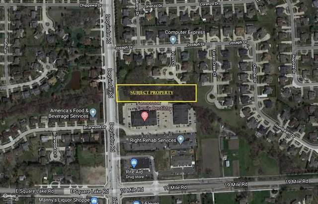 43224 Dequindre, Sterling Heights, MI 48314 (#58050037421) :: Robert E Smith Realty
