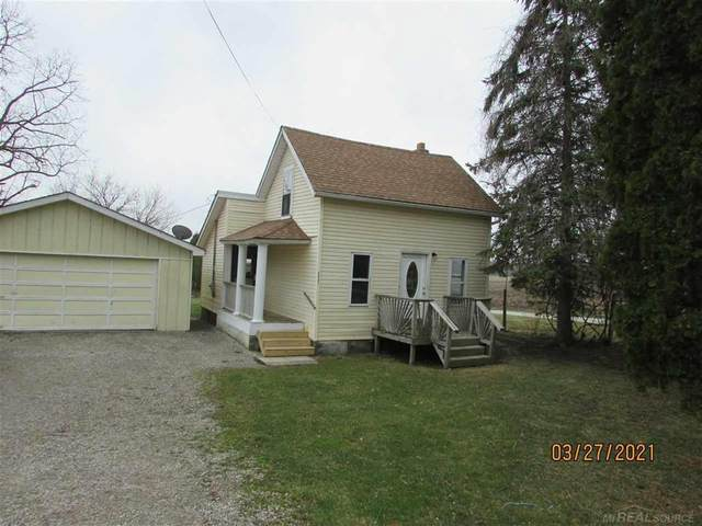 6047 Jeddo Rd., Grant Twp, MI 48032 (#58050037438) :: The Alex Nugent Team | Real Estate One