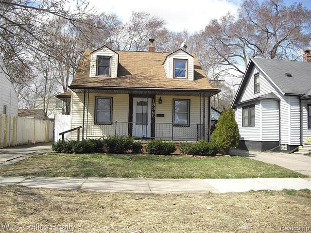 19365 Beaconsfield Street, Harper Woods, MI 48225 (#2210020624) :: Real Estate For A CAUSE