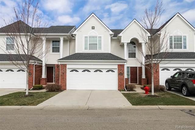 29394 Weston Drive, Novi, MI 48377 (#2210020640) :: Duneske Real Estate Advisors