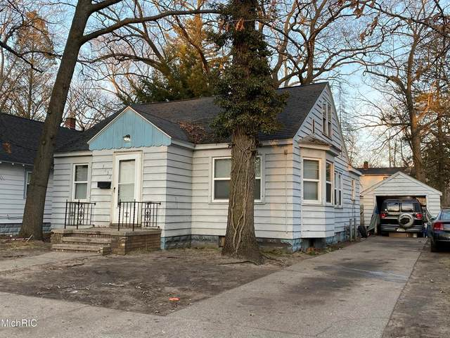 3132 5th Street, Muskegon Heights, MI 49444 (#65021009912) :: Real Estate For A CAUSE