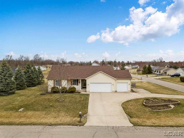 1948 Joy Rd, Adrian, MI 49221 (#56050037505) :: Novak & Associates