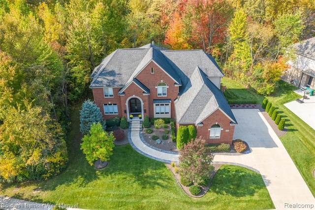 26255 Mandalay Circle, Novi, MI 48374 (#2210020925) :: Duneske Real Estate Advisors