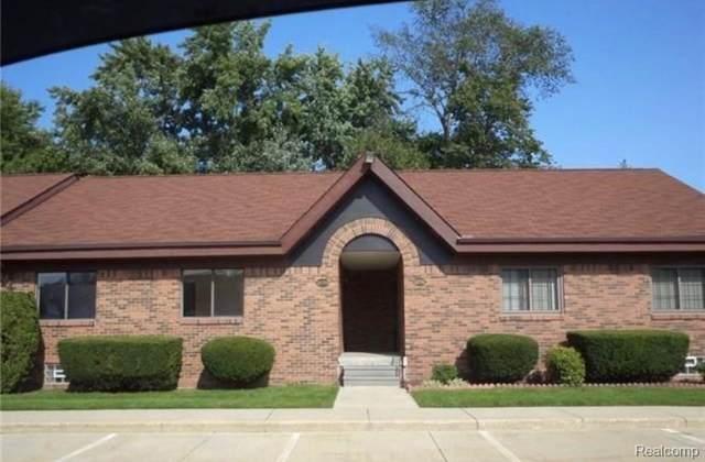 38598 Harrison Creek, Harrison Twp, MI 48045 (#2210020933) :: Keller Williams West Bloomfield