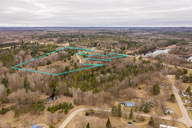 0 V/L W Washington Road, Farwell Vlg, MI 48622 (#72021009999) :: Robert E Smith Realty