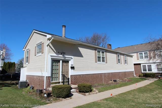 20852 E Glen Haven Circle, Novi, MI 48167 (#2210020974) :: Duneske Real Estate Advisors