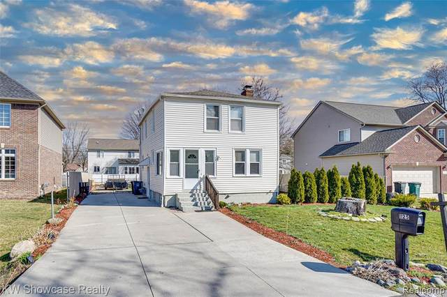 1125 Chopin Street, Troy, MI 48083 (#2210021016) :: The Alex Nugent Team | Real Estate One