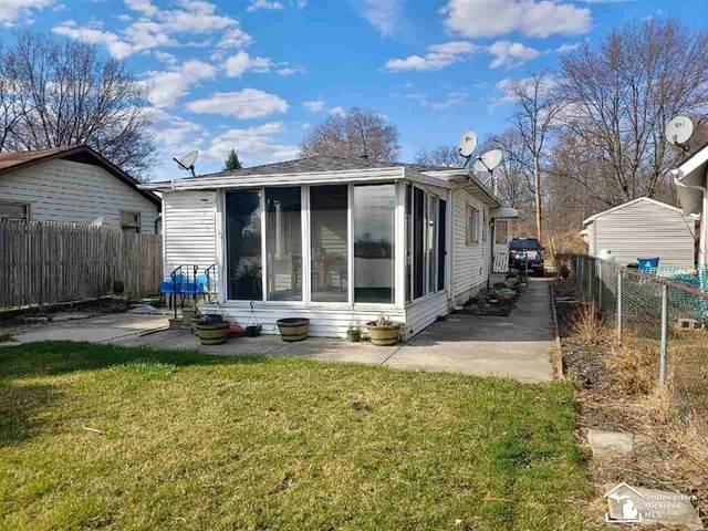 2627 Morin Grove St, Erie Twp, MI 48133 (#57050037577) :: Novak & Associates