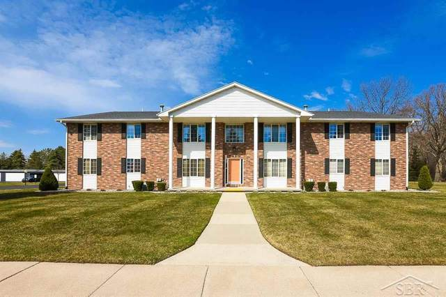 8440 Shields Dr #204, Thomas Twp, MI 48609 (#61050037580) :: Real Estate For A CAUSE