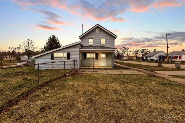200 S Hayes St, Farwell, MI 48622 (MLS #61050037589) :: The John Wentworth Group