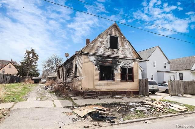 5741 Otis Street, Detroit, MI 48210 (#2210021116) :: RE/MAX Nexus