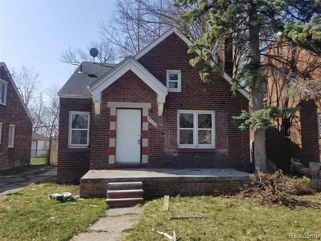 9251 Grayton Street, Detroit, MI 48224 (#2210021133) :: The BK Agency