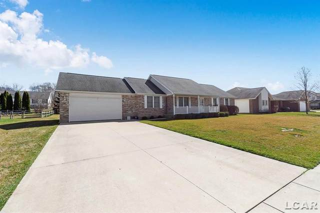 820 Derby, Tecumseh, MI 49286 (#56050037631) :: Real Estate For A CAUSE