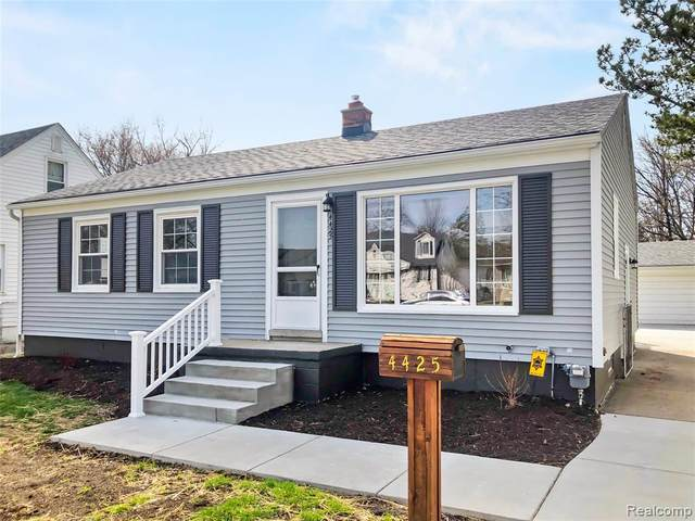 4425 Rosewold Avenue, Royal Oak, MI 48073 (#2210021226) :: The Alex Nugent Team | Real Estate One