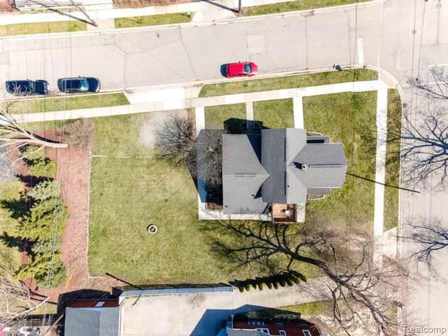 486 Hamilton Street, Plymouth, MI 48170 (#2210021232) :: GK Real Estate Team