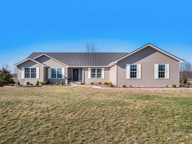 10914 10914 Nylen Dr, Grass Lake Twp, MI 49240 (#543279773) :: Real Estate For A CAUSE