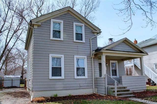 604 Toledo St, Adrian, MI 49221 (#56050037651) :: The Alex Nugent Team | Real Estate One