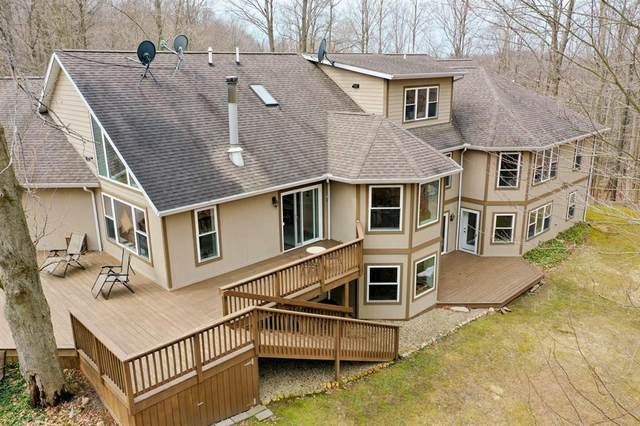 19127 Pardee Road, Galien Twp, MI 49113 (#69021010171) :: NextHome Showcase