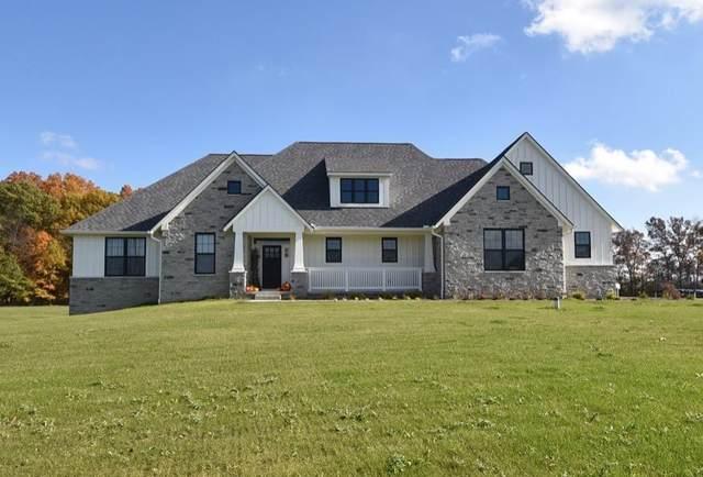 9056 Charter Oak Lane, York Township, MI 48176 (#543279655) :: The Merrie Johnson Team