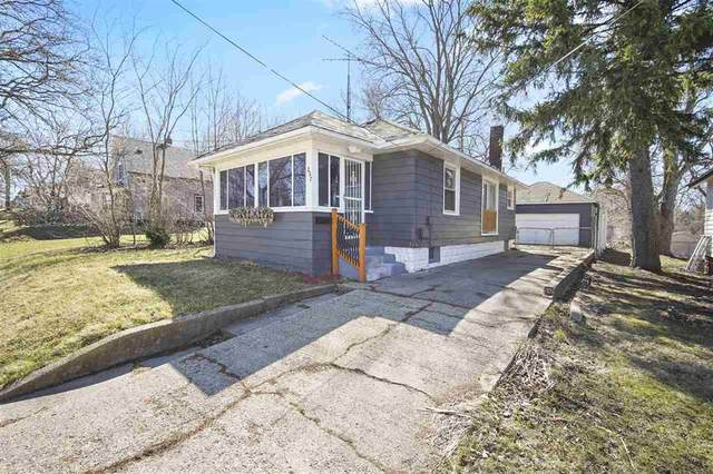237 Prospect St, CITY OF JACKSON, MI 49203 (#55202100781) :: Real Estate For A CAUSE