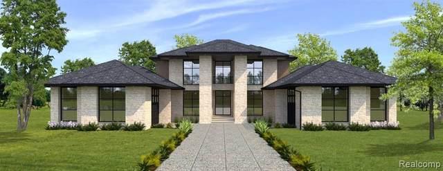 1779 Heron Ridge Drive, Bloomfield Twp, MI 48302 (#2210021458) :: Duneske Real Estate Advisors