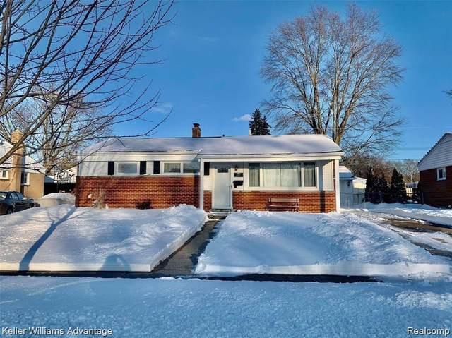 6850 Moccasin Street, Westland, MI 48185 (#2210021537) :: Real Estate For A CAUSE