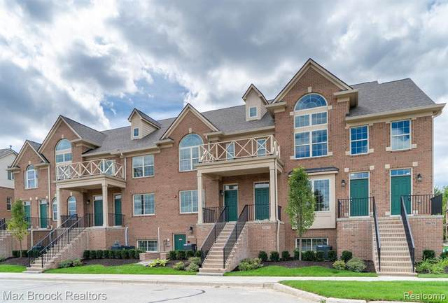 39667 Springwater Drive, Northville Twp, MI 48168 (#2210021548) :: GK Real Estate Team