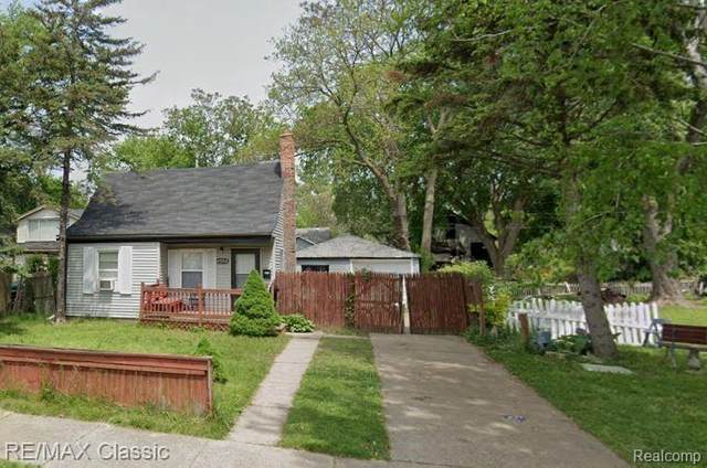 4598 Lodewyck Street, Detroit, MI 48224 (#2210021593) :: Real Estate For A CAUSE