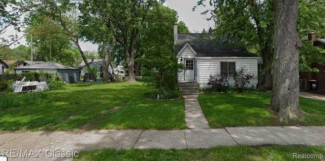 4586 Lodewyck, Detroit, MI 48224 (#2210021594) :: Robert E Smith Realty