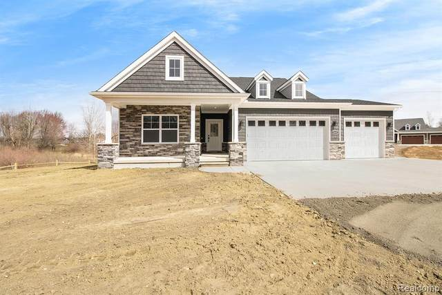 5885 Chilson Road, Genoa Twp, MI 48843 (#2210021621) :: The Merrie Johnson Team