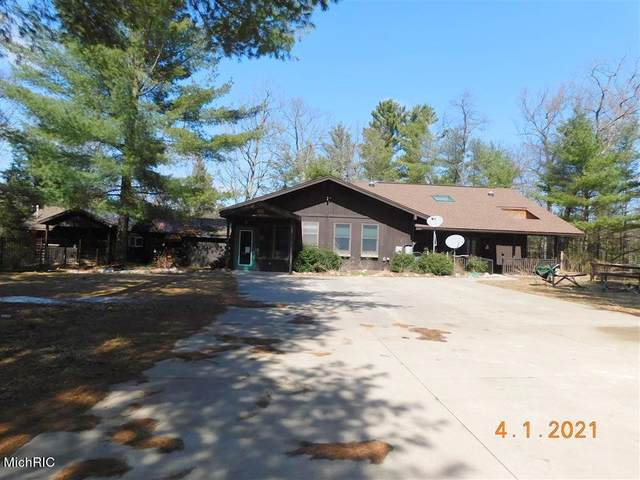 269 Scenic Drive, Stronach Twp, MI 49660 (#67021010330) :: Robert E Smith Realty