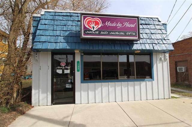 132 N Cherry Street, Flushing, MI 48433 (#5050037746) :: Real Estate For A CAUSE