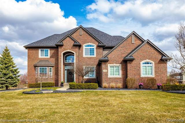 23906 Prescott Court, Lyon Twp, MI 48178 (#2210021835) :: Duneske Real Estate Advisors