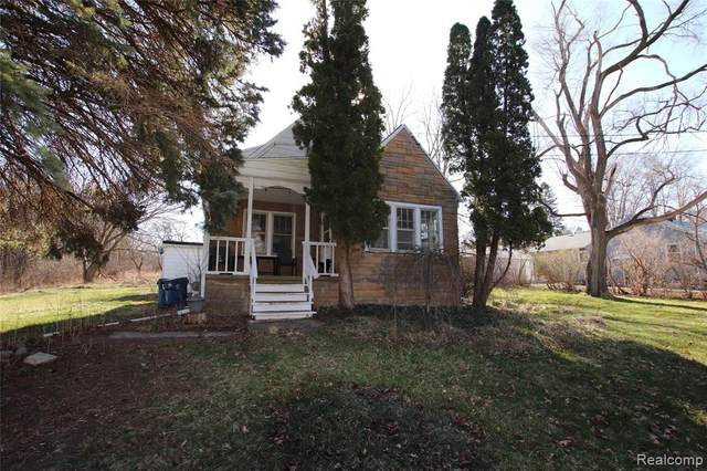 1413 Conway Street, Flint Twp, MI 48532 (#2210021875) :: The Alex Nugent Team | Real Estate One