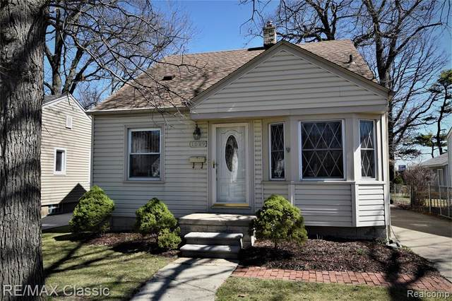 1529 Cherokee Avenue, Royal Oak, MI 48067 (#2210021876) :: GK Real Estate Team