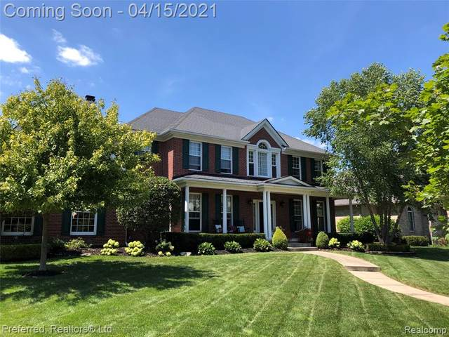 20889 Deerfield, Farmington Hills, MI 48335 (#2210021878) :: GK Real Estate Team
