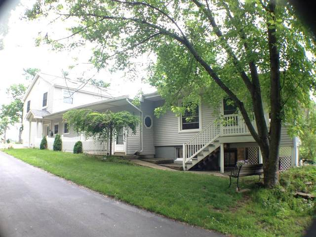 59270 S Burr Oak Road, COLON TWP, MI 49040 (#68021010558) :: Novak & Associates