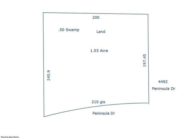 Peninsula Dr, Napoleon, MI 49201 (#55202100809) :: The Alex Nugent Team | Real Estate One