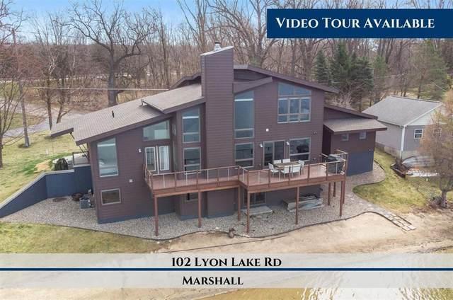 102 Lyon Lake Road, FREDONIA, MI 49068 (#543279673) :: The Merrie Johnson Team