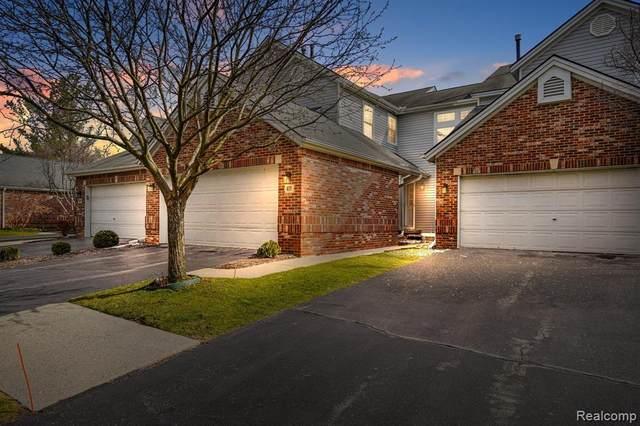 1171 Fairways Boulevard, Troy, MI 48085 (#2210022105) :: BestMichiganHouses.com
