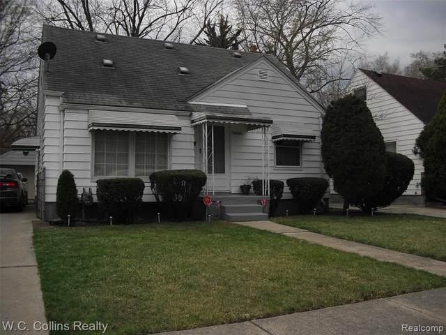 19204 Kingsville Street, Detroit, MI 48225 (#2210022146) :: The BK Agency